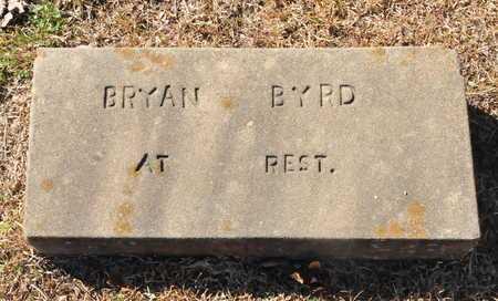 BYRD, BRYAN - Little River County, Arkansas   BRYAN BYRD - Arkansas Gravestone Photos