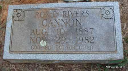 CANNON, ROXIE - Little River County, Arkansas   ROXIE CANNON - Arkansas Gravestone Photos