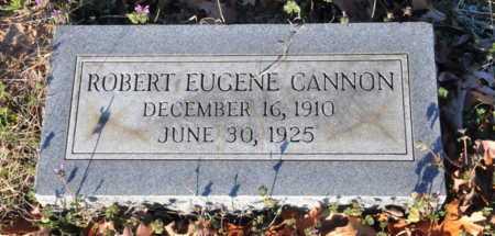 CANNON, ROBERT EUGENE - Little River County, Arkansas | ROBERT EUGENE CANNON - Arkansas Gravestone Photos
