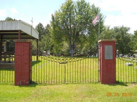 *CEMETERY ENTRANCE, . - Little River County, Arkansas | . *CEMETERY ENTRANCE - Arkansas Gravestone Photos