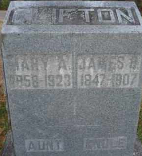 CLIFTON, JAMES B - Little River County, Arkansas | JAMES B CLIFTON - Arkansas Gravestone Photos