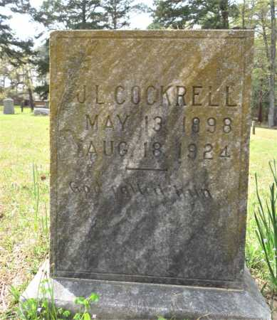 COCKRELLL, J L - Little River County, Arkansas | J L COCKRELLL - Arkansas Gravestone Photos