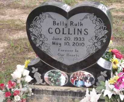 COLLINS, BETTY RUTH - Little River County, Arkansas | BETTY RUTH COLLINS - Arkansas Gravestone Photos