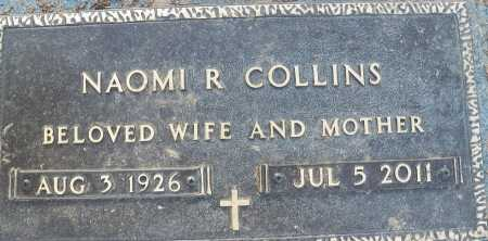 COLLINS, NAOMI R. - Little River County, Arkansas | NAOMI R. COLLINS - Arkansas Gravestone Photos