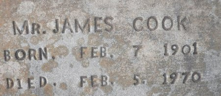 COOK, JAMES - Little River County, Arkansas | JAMES COOK - Arkansas Gravestone Photos