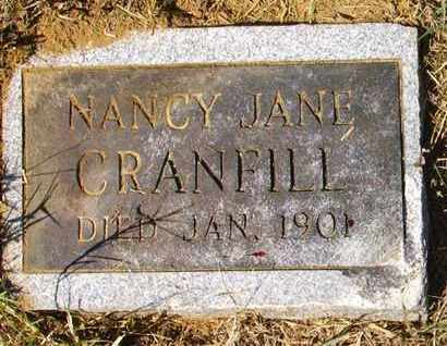 HILL, NANCY JANE - Little River County, Arkansas | NANCY JANE HILL - Arkansas Gravestone Photos