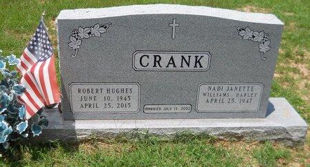 CRANK, ROBERT HUGHES - Little River County, Arkansas | ROBERT HUGHES CRANK - Arkansas Gravestone Photos