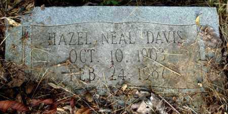 DAVIS, HAZEL - Little River County, Arkansas   HAZEL DAVIS - Arkansas Gravestone Photos