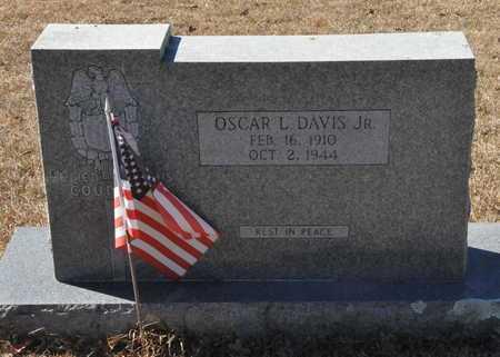 DAVIS,JR, OSCAR L - Little River County, Arkansas | OSCAR L DAVIS,JR - Arkansas Gravestone Photos