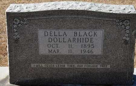 BLACK DOLLARHIDE, DELLA - Little River County, Arkansas | DELLA BLACK DOLLARHIDE - Arkansas Gravestone Photos