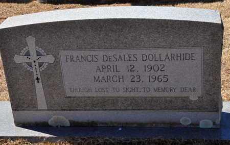 DOLLARHIDE, FRANCIS - Little River County, Arkansas | FRANCIS DOLLARHIDE - Arkansas Gravestone Photos