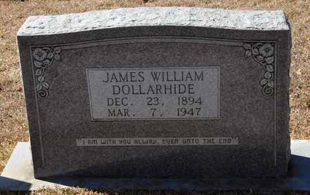 DOLLARHIDE, JAMES WILLIAM - Little River County, Arkansas | JAMES WILLIAM DOLLARHIDE - Arkansas Gravestone Photos