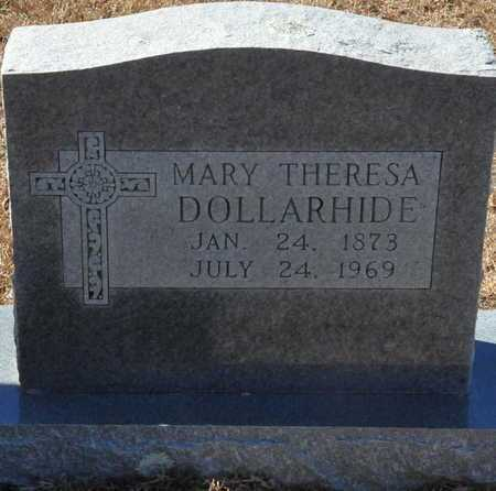 DOLLARHIDE, MARY THERESA - Little River County, Arkansas | MARY THERESA DOLLARHIDE - Arkansas Gravestone Photos