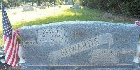 EDWARDS, DWAYNE - Little River County, Arkansas | DWAYNE EDWARDS - Arkansas Gravestone Photos