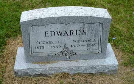 EDWARDS, ELIZABETH - Little River County, Arkansas | ELIZABETH EDWARDS - Arkansas Gravestone Photos