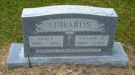 EDWARDS, GRACE - Little River County, Arkansas | GRACE EDWARDS - Arkansas Gravestone Photos