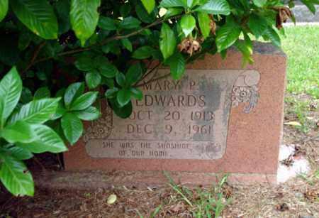 EDWARDS, MARY P - Little River County, Arkansas   MARY P EDWARDS - Arkansas Gravestone Photos