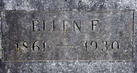 ELLIOTT, ELLEN F (CLOSEUP) - Little River County, Arkansas | ELLEN F (CLOSEUP) ELLIOTT - Arkansas Gravestone Photos