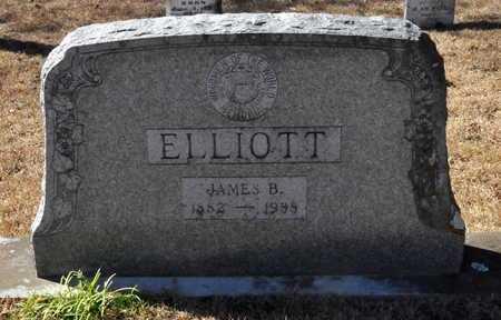 ELLIOTT, JAMES B - Little River County, Arkansas | JAMES B ELLIOTT - Arkansas Gravestone Photos