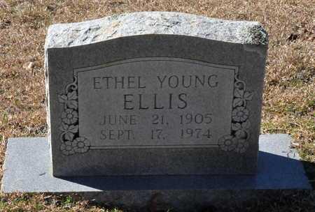 ELLIS, ETHEL - Little River County, Arkansas | ETHEL ELLIS - Arkansas Gravestone Photos