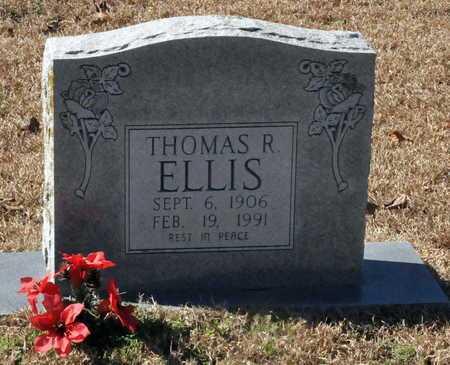 ELLIS, THOMAS R - Little River County, Arkansas | THOMAS R ELLIS - Arkansas Gravestone Photos