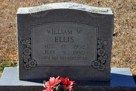 ELLIS, WILLIAM W - Little River County, Arkansas | WILLIAM W ELLIS - Arkansas Gravestone Photos