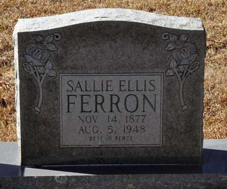 FERRON, SALLIE - Little River County, Arkansas | SALLIE FERRON - Arkansas Gravestone Photos