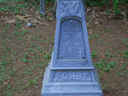 FOMBY, WALKER P. - Little River County, Arkansas   WALKER P. FOMBY - Arkansas Gravestone Photos
