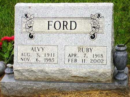FORD, RUBY - Little River County, Arkansas | RUBY FORD - Arkansas Gravestone Photos
