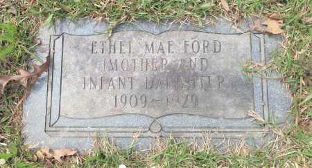 FORD, ETHEL MAE - Little River County, Arkansas | ETHEL MAE FORD - Arkansas Gravestone Photos