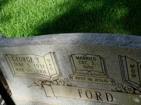 FORD, GEORGE T - Little River County, Arkansas | GEORGE T FORD - Arkansas Gravestone Photos