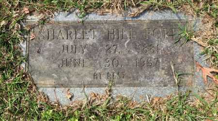 FORD, SHARLET - Little River County, Arkansas | SHARLET FORD - Arkansas Gravestone Photos