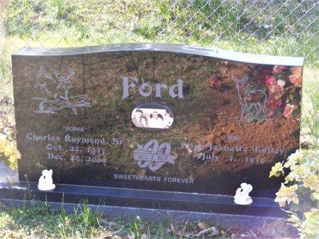 FORD, ELLEN JEANETTE - Little River County, Arkansas   ELLEN JEANETTE FORD - Arkansas Gravestone Photos