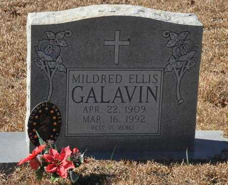 ELLIS GALAVIN, MILDRED - Little River County, Arkansas | MILDRED ELLIS GALAVIN - Arkansas Gravestone Photos
