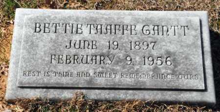 GANTT, BETTIE - Little River County, Arkansas | BETTIE GANTT - Arkansas Gravestone Photos