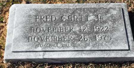 GANTT,JR, FRED - Little River County, Arkansas | FRED GANTT,JR - Arkansas Gravestone Photos