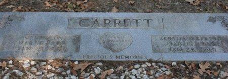 GARRETT, JR, HENRY - Little River County, Arkansas | HENRY GARRETT, JR - Arkansas Gravestone Photos