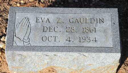 GAULDIN, EVA Z - Little River County, Arkansas | EVA Z GAULDIN - Arkansas Gravestone Photos