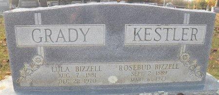 BIZELL KESTLER, ROSEBUD - Little River County, Arkansas | ROSEBUD BIZELL KESTLER - Arkansas Gravestone Photos