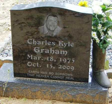 GRAHAM, CHARLES KYLE - Little River County, Arkansas | CHARLES KYLE GRAHAM - Arkansas Gravestone Photos