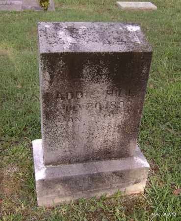 HILL, ADDIS - Little River County, Arkansas | ADDIS HILL - Arkansas Gravestone Photos