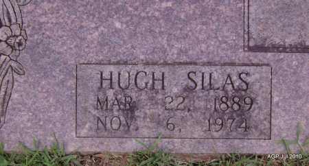 HILL, HUGH SILAS   (CLOSE UP) - Little River County, Arkansas   HUGH SILAS   (CLOSE UP) HILL - Arkansas Gravestone Photos