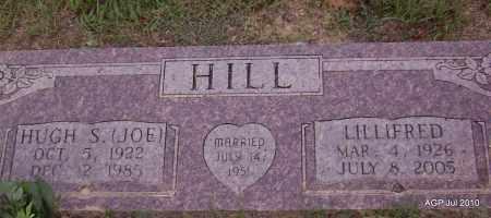 "HILL, HUGH S ""JOE"" - Little River County, Arkansas | HUGH S ""JOE"" HILL - Arkansas Gravestone Photos"