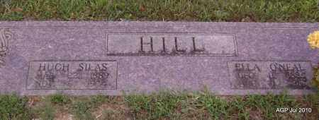 HILL, ELLA - Little River County, Arkansas | ELLA HILL - Arkansas Gravestone Photos