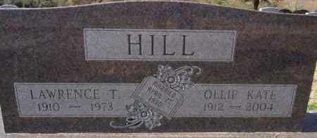 HILL, LAWRENCE T - Little River County, Arkansas   LAWRENCE T HILL - Arkansas Gravestone Photos