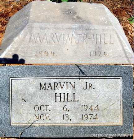 HILL, MARVIN JUNIOR - Little River County, Arkansas | MARVIN JUNIOR HILL - Arkansas Gravestone Photos