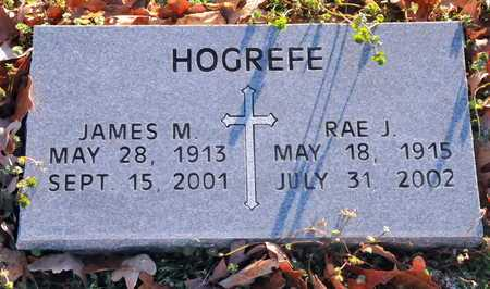 HOGREFE, JAMES M - Little River County, Arkansas | JAMES M HOGREFE - Arkansas Gravestone Photos