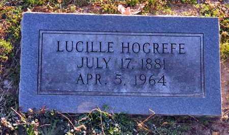 HOGREFE, LUCILLE - Little River County, Arkansas | LUCILLE HOGREFE - Arkansas Gravestone Photos