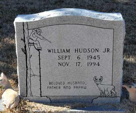 HUDSON,JR, WILLIAM - Little River County, Arkansas | WILLIAM HUDSON,JR - Arkansas Gravestone Photos