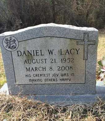 LACY, DANIEL W - Little River County, Arkansas | DANIEL W LACY - Arkansas Gravestone Photos